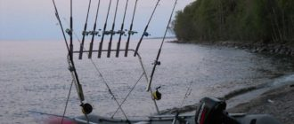 Что такое троллинг рыбалка