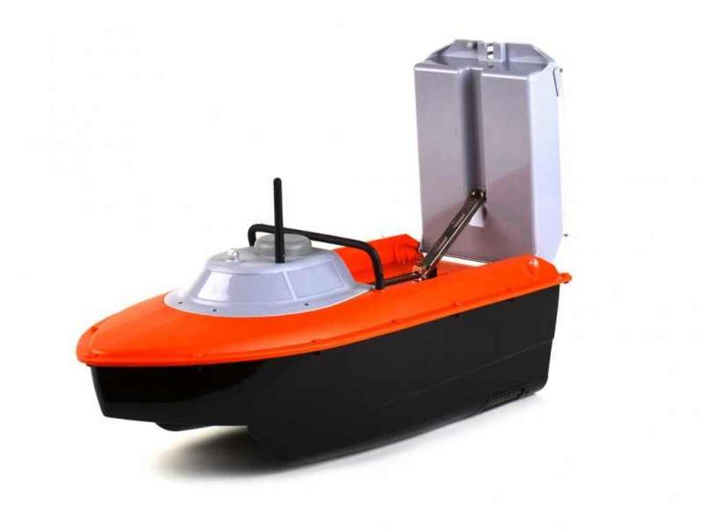 оранжевый кораблик