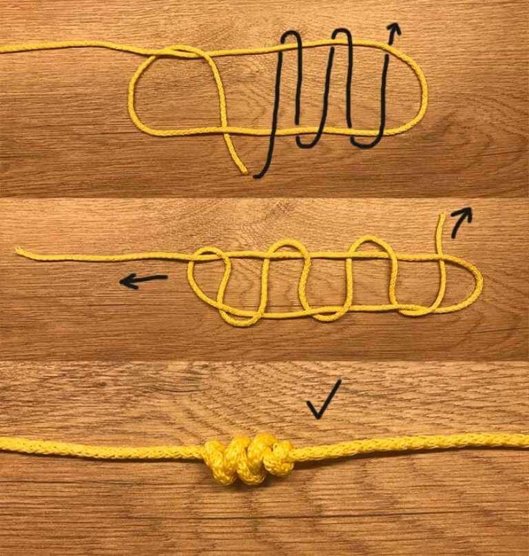 Многократная фото узла