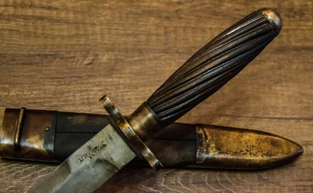 Ножи из рессор