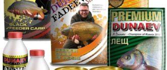 Описание прикорма от Дунаева