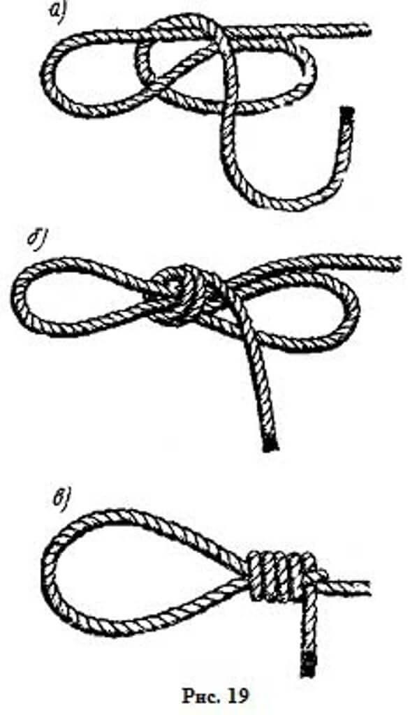 как привязать ведро