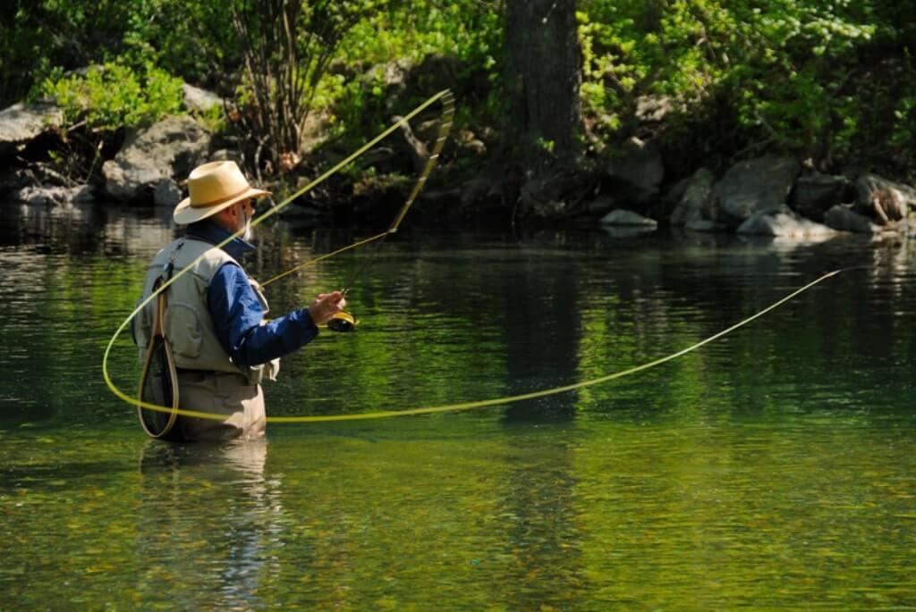 Не простая рыбалка