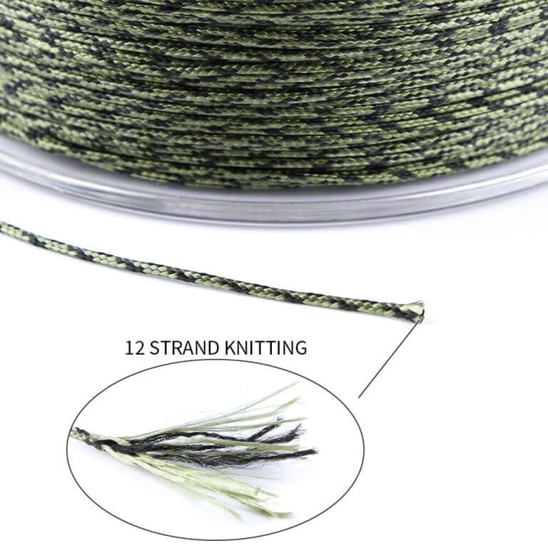 Плетенка для рыбалки