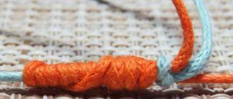 Морковка как вязать