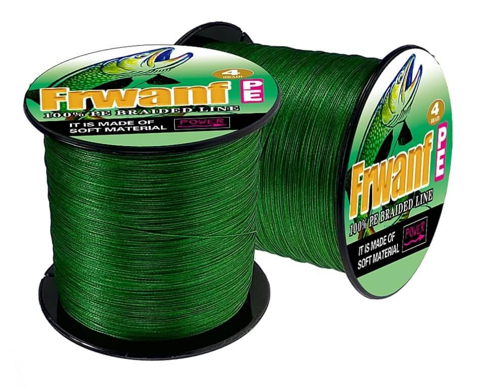 зеленая плетенка с пропиткой