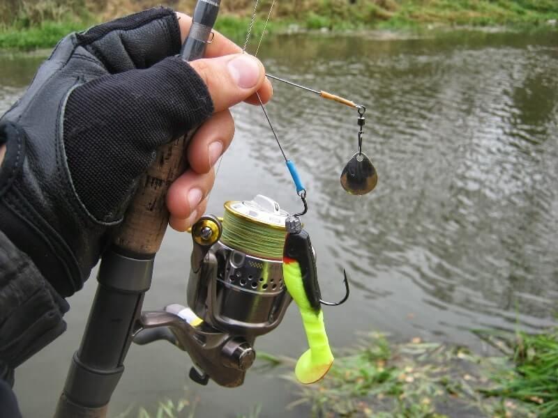 Сделанный самостоятельно рыбка