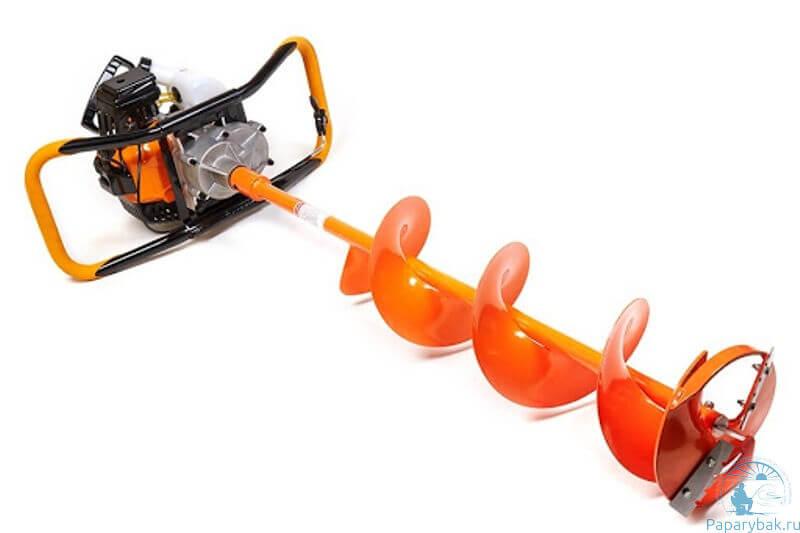 оранжевый шнек