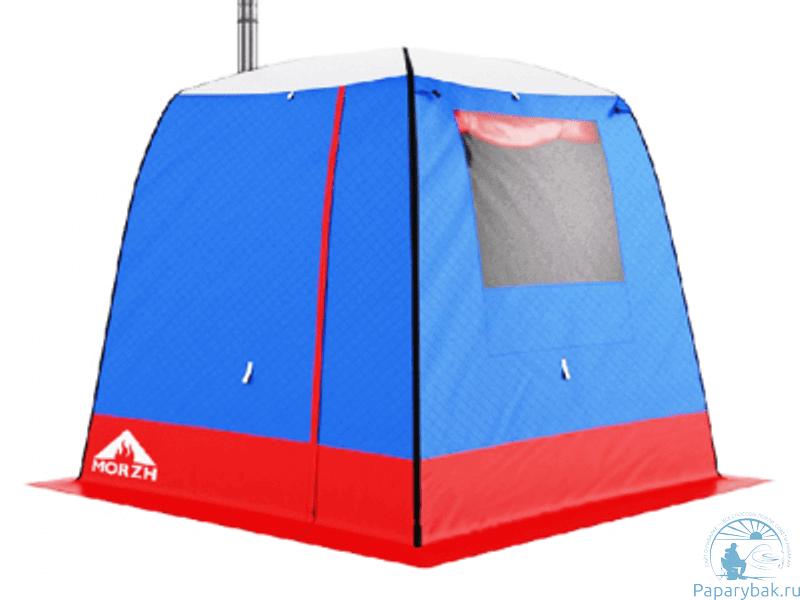 баня-палатка МОРЖ