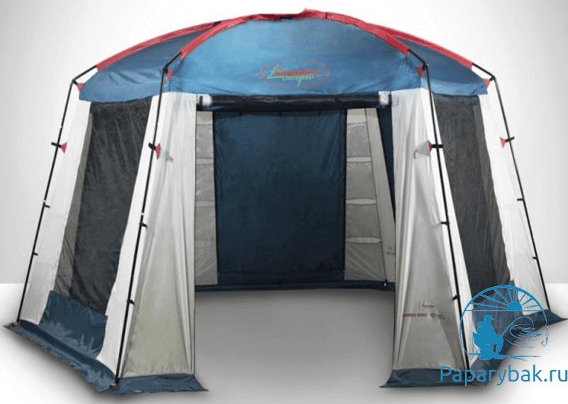 как шатер