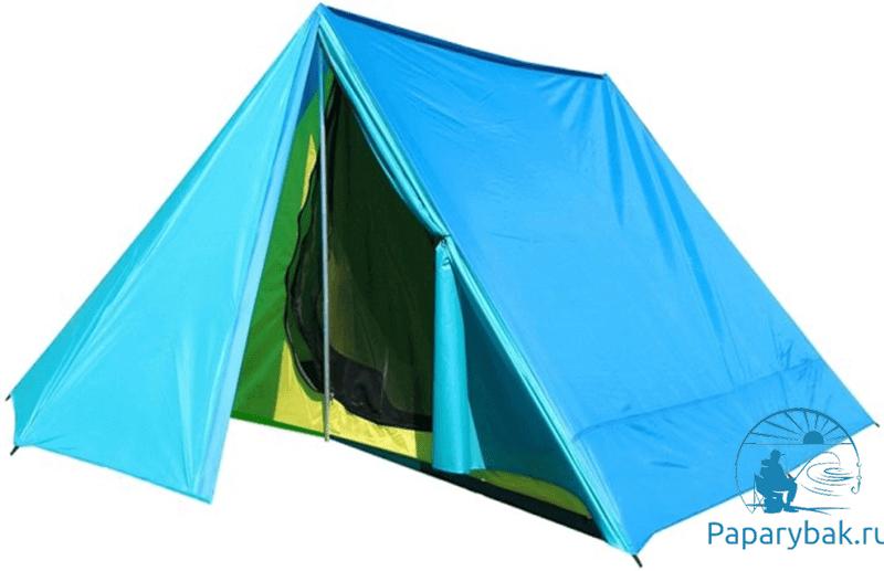 Двухскатная палатка