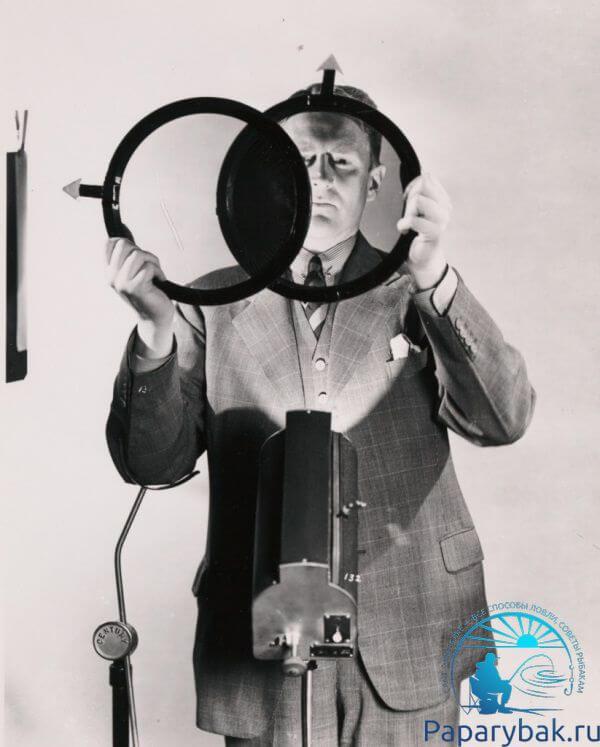 Изобретатель очков
