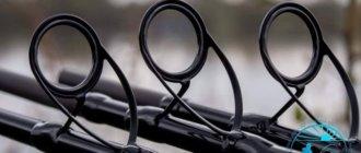 Пропускные кольца